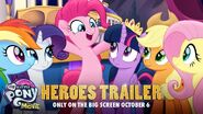 My Little Pony The Movie Official Trailer 2