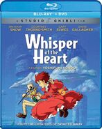 Whisper of the Heart 2018 Blu-ray