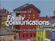 2000 Family Communications Logo