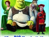 Home video timeline for the Shrek series