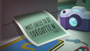 Most Likely to Be Forgotten Part 1 title card EGFF