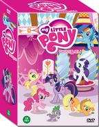 My Little Pony Season 1 Korean DVD Boxset