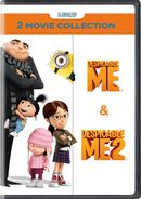 Despicableme2pack dvd