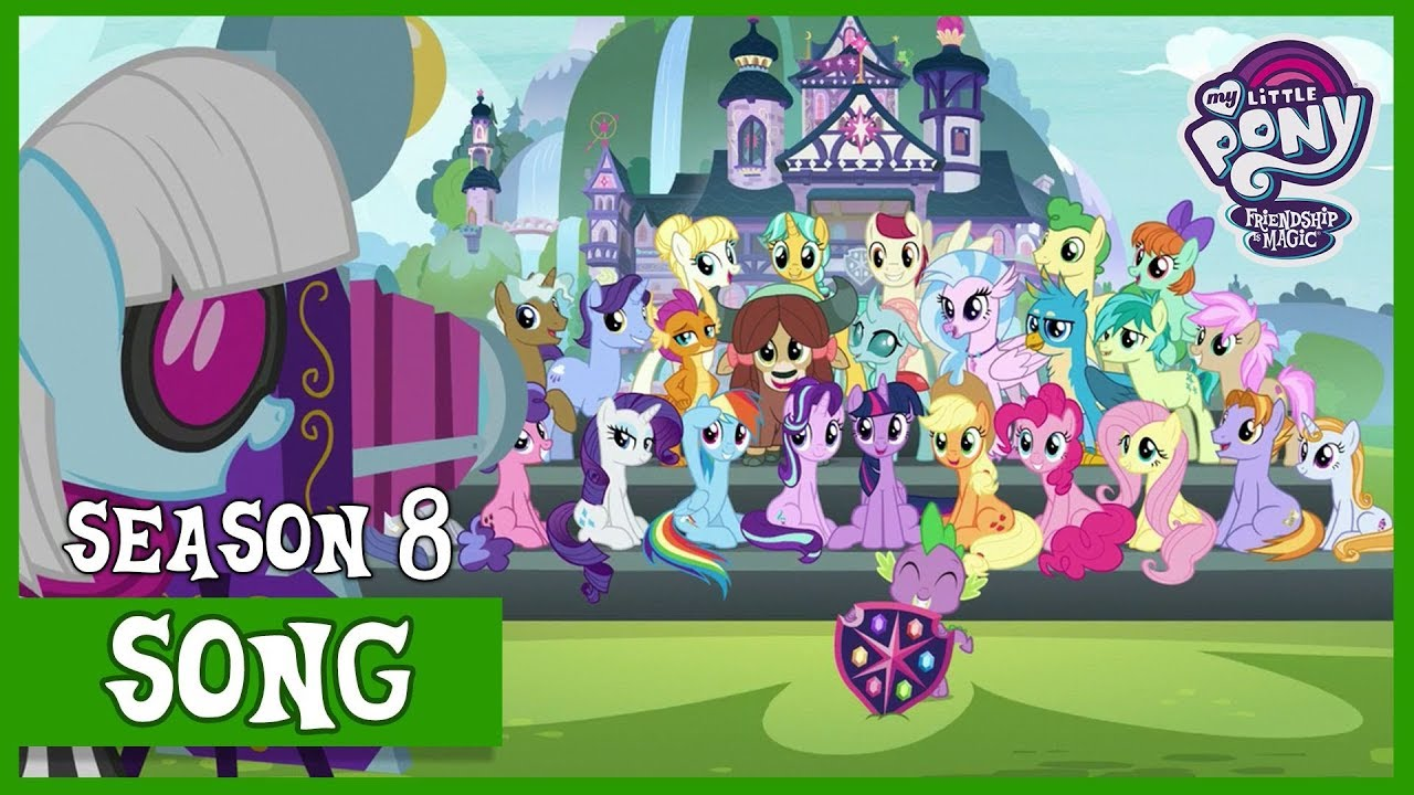 My Little Pony Friendship is Magic: The Complete Season 8