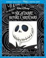 The Nightmare Before Christmas 2008 Blu-ray