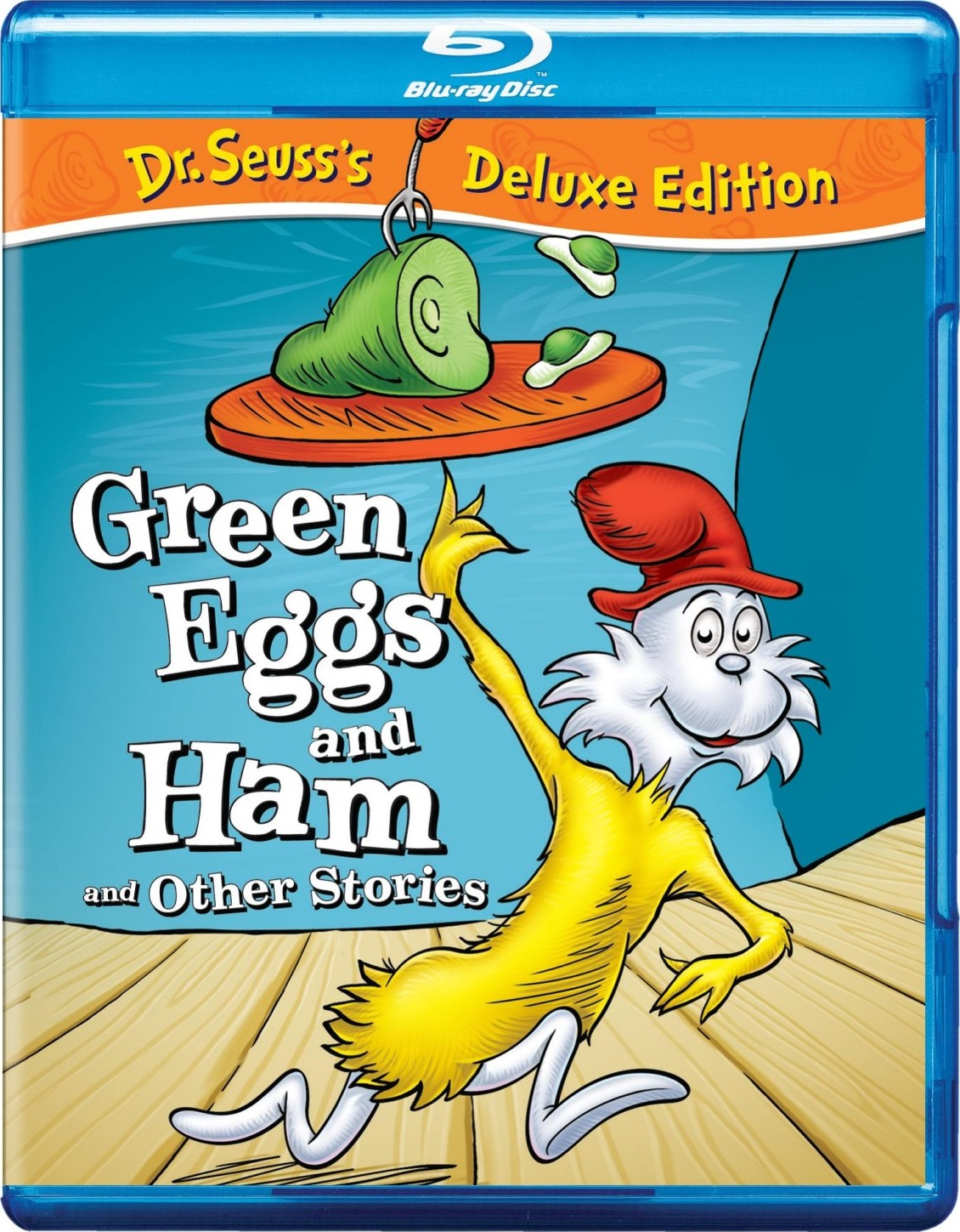 Green Eggs and Ham and Other Stories (Blu-ray/DVD)