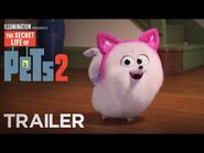 The Secret Life Of Pets 2 - The Gidget Trailer -HD- - Illumination