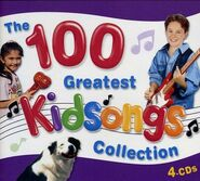 100 Greatest Kidsongs Collection