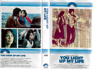 You Light Up My Life 1979 VHS Cover
