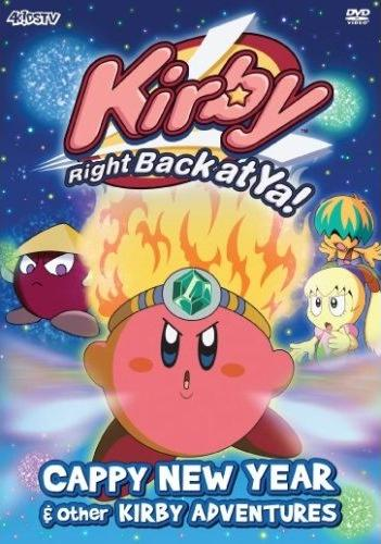 Cappy New Year and Other Kirby Adventures