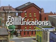 1997 Family Communications Logo