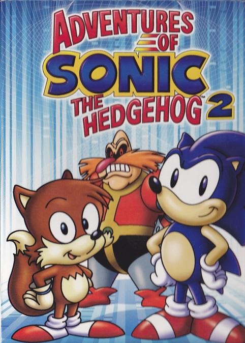 Adventures of Sonic the Hedgehog: Volume 2 (DVD)