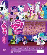 My Little Pony Season 7 Bootleg DVD (Back)