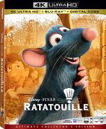 Ratatouille 4k