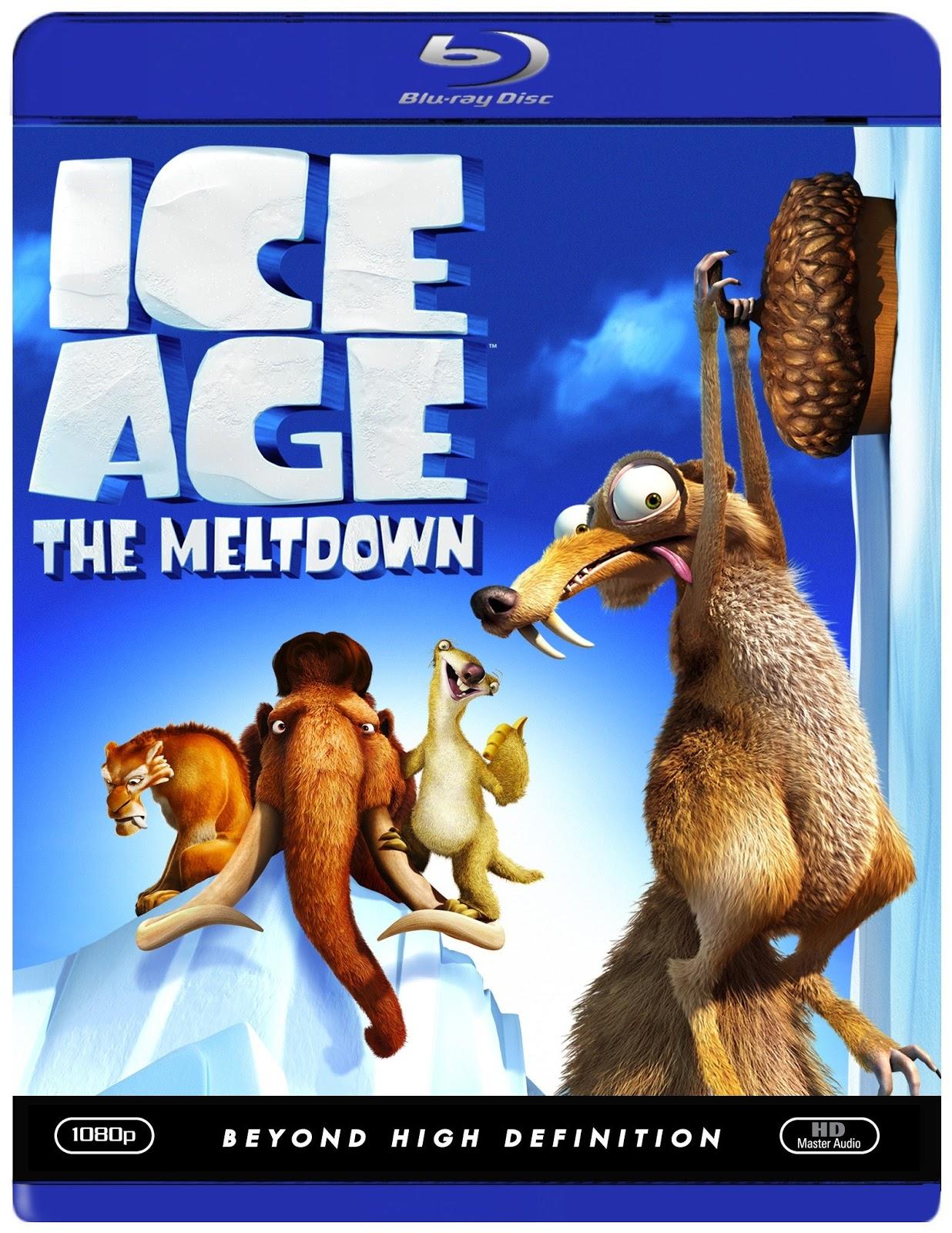 Ice Age: The Meltdown (DVD/Blu-ray)