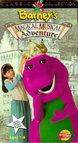 Barney's Magical Musical Adventure