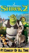 Shrek2 vhs