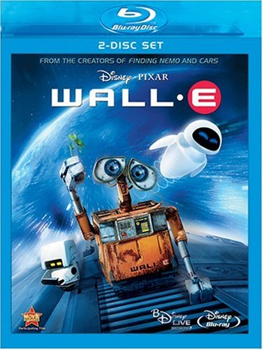 WALL-E (DVD/Blu-ray)