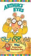 Arthur VHS 1
