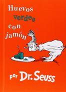 Green Eggs and Ham (Spanish)