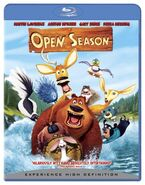 Openseason bluray