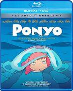 Ponyo 2017 Blu-ray