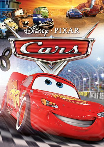 Cars (DVD/Blu-ray)