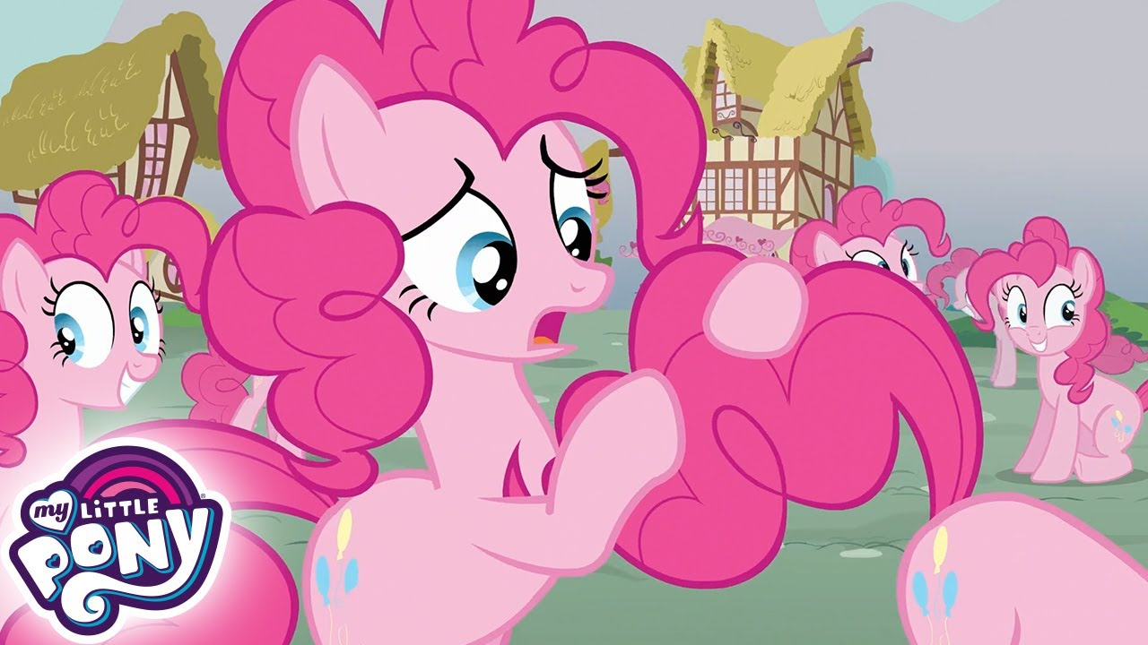 Too Many Pinkie Pies