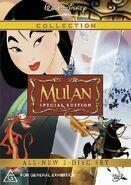 Mulan 2004 AustraliaDVD