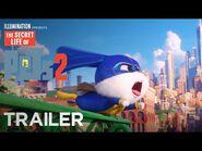 The Secret Life Of Pets 2 - The Snowball Trailer -HD- - Illumination