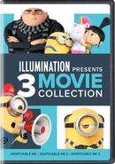 Despicableme3pack dvd