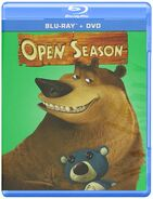 Open Season 2015 Blu-ray