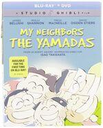 My Neighbors the Yamadas Blu-ray