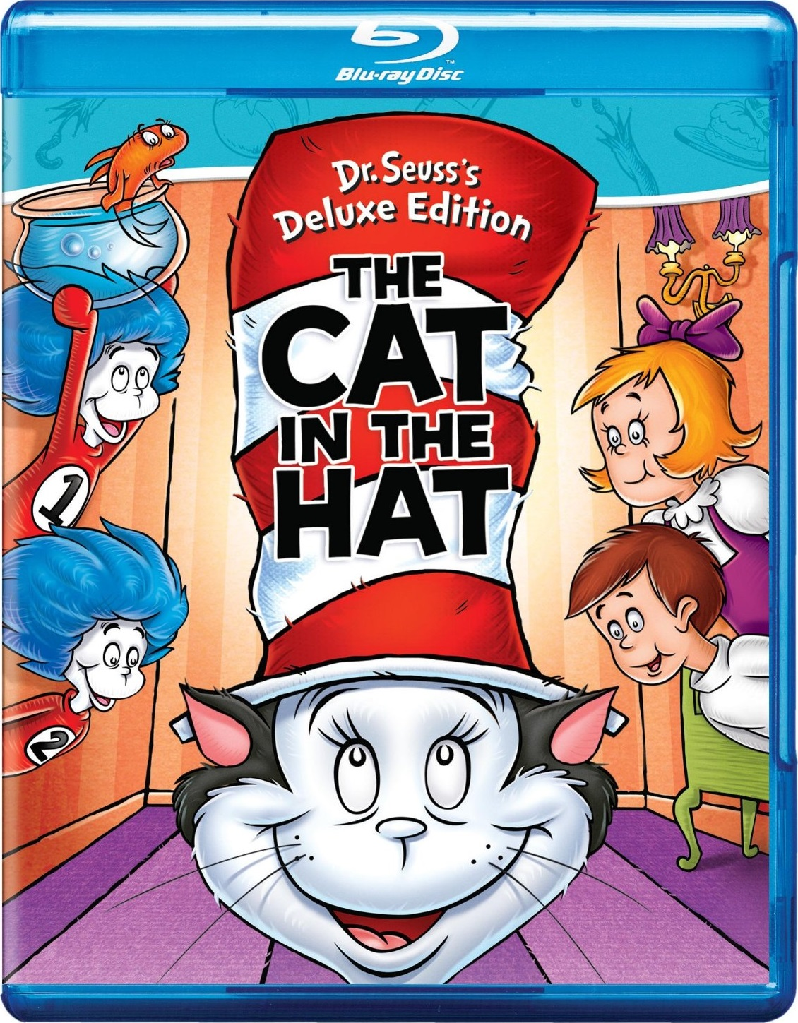 The Cat in the Hat and Friends (Blu-ray/DVD)