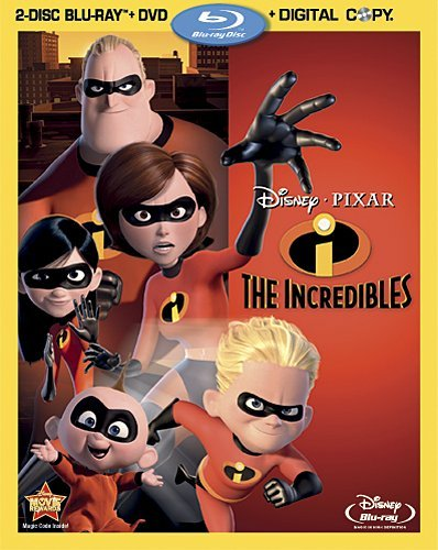 The Incredibles (Blu-ray)