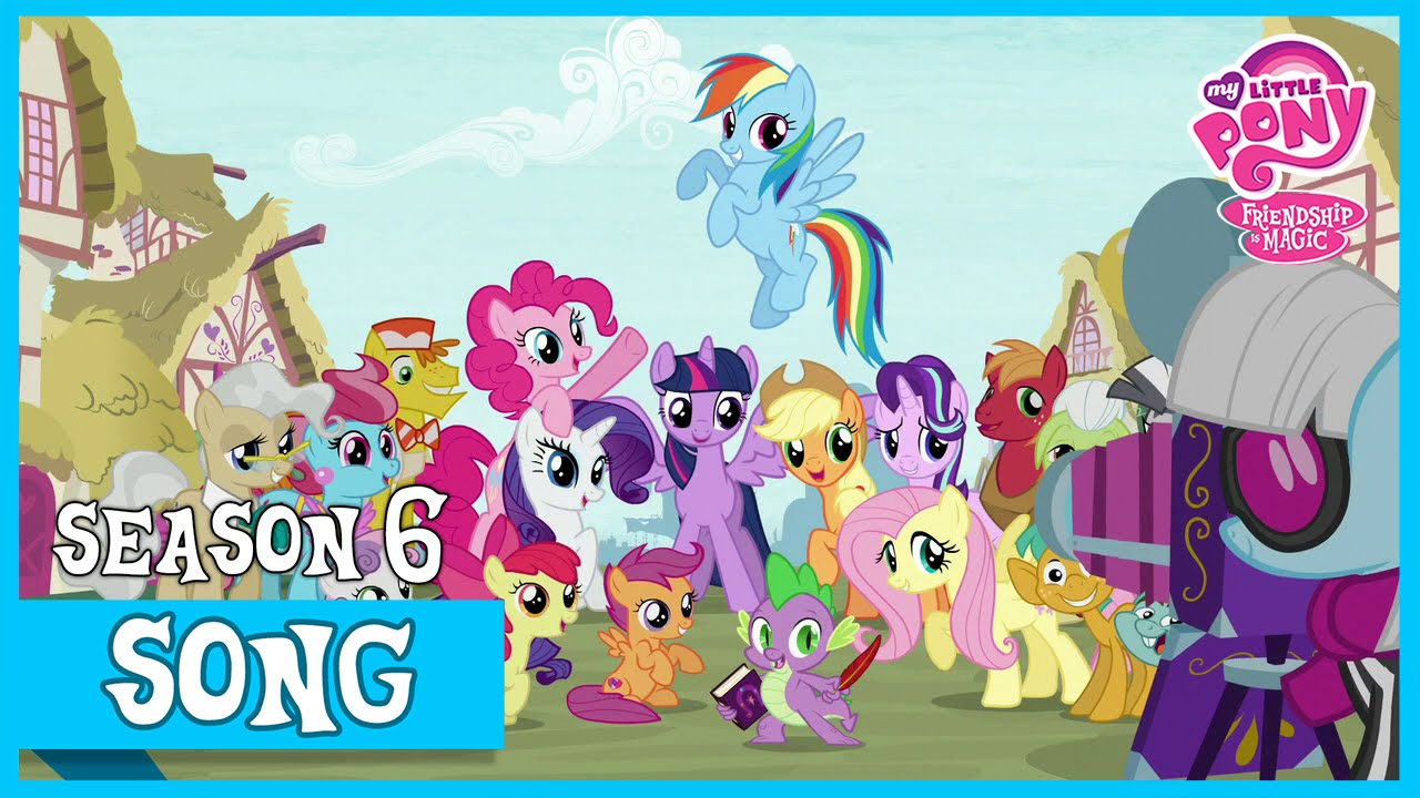 My Little Pony Friendship is Magic: The Complete Season 6