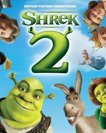 Shrek 2 Motion Picture Soundtrack Twilight Sparkle S Retro Media Library Fandom
