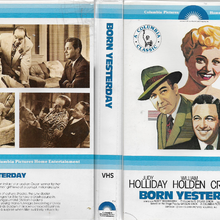 Born Yesterday (1950) 1979 VHS cover.png