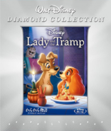 DIAMONDCOLLECTIONLADYANDTHETRAMP