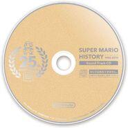 Super Mario History 1985-2010 CD