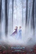 Frozen2 poster