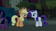 """Rarity """"just by doing something small"""" S5E17"""