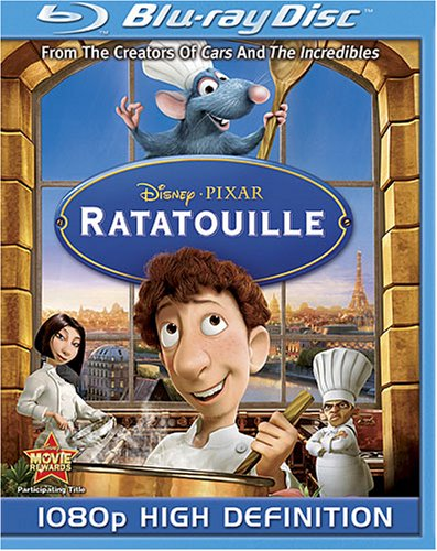 Ratatouille (DVD/Blu-ray)