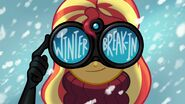 Holidays Unwrapped Part 4 'Winter Break-In'