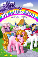 My Little Pony The Movie 2015 Digital Copy
