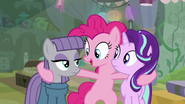 """Pinkie Pie """"totally staying in Ponyville!"""" S7E4"""