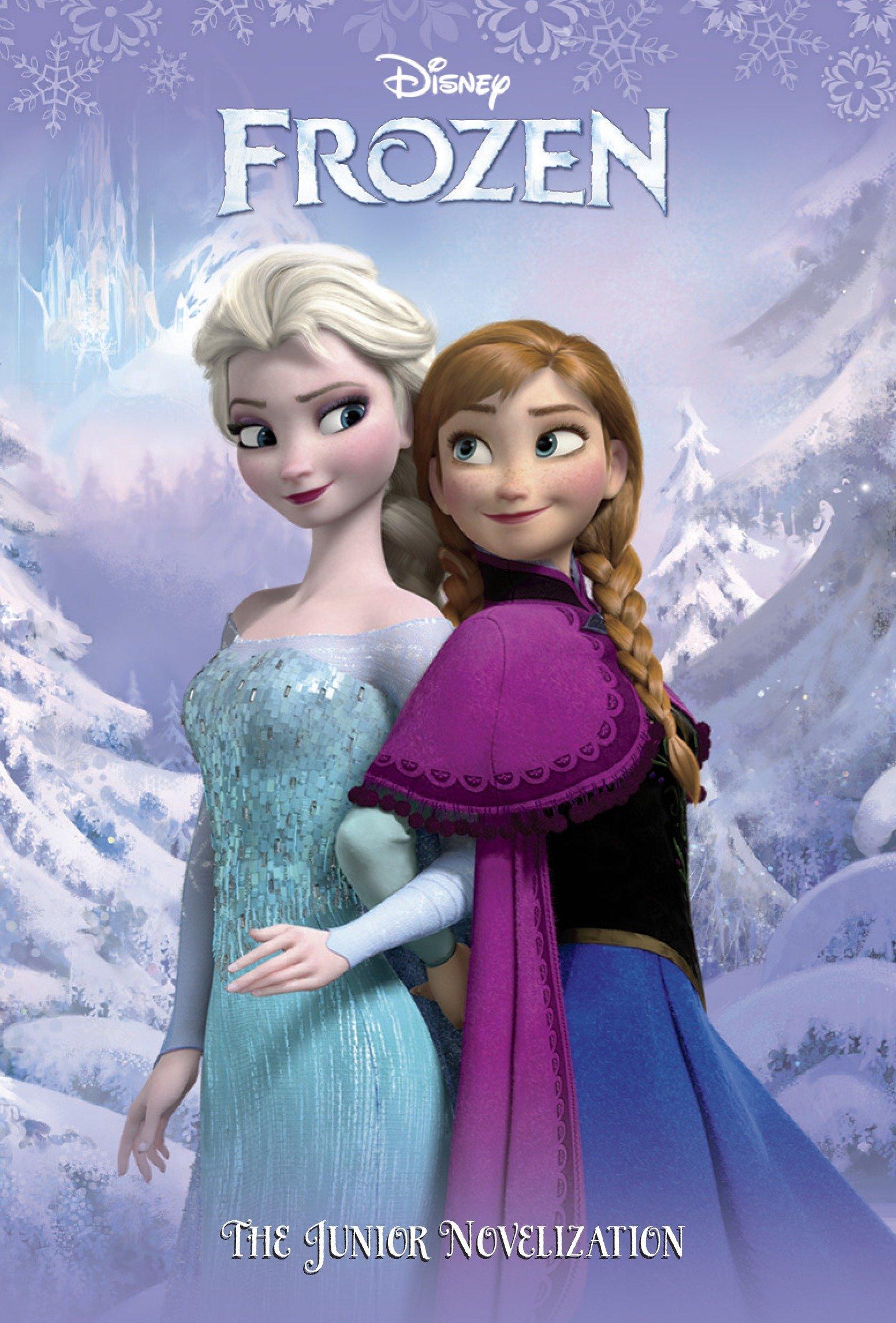 Frozen (books)