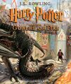 Harry Potter and the Goblet of Fire (Illustrated)