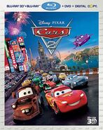 Cars2 bluray3d