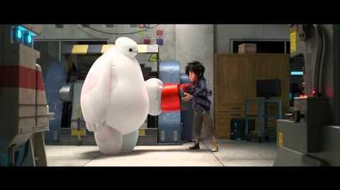 Disney's Big Hero 6 Official US Teaser Trailer
